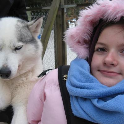 Colo chiens de traîneaux (février 2010)