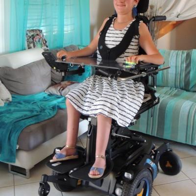 Achat nouveau fauteuil et bouée (juin 2016)