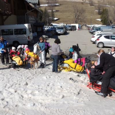 Week-end ski AFM St Sorlin d'Arves (mars 2016)