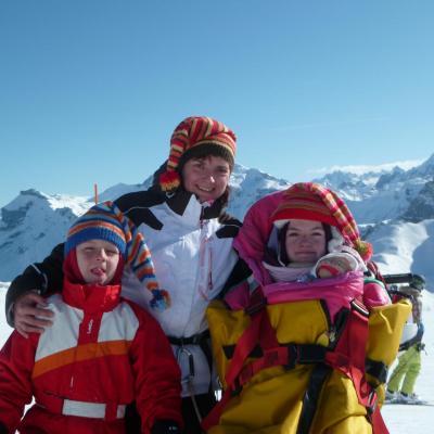 Vacances à Samoens (février 2012)