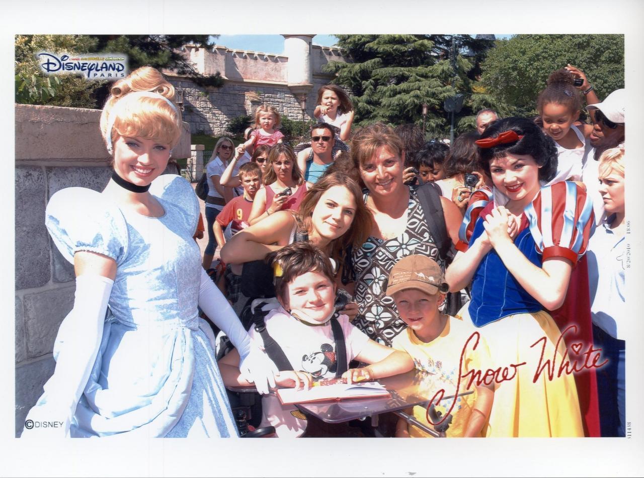 Les princesses, les vraies